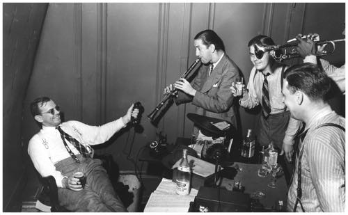 Pee Wee Russell 1945