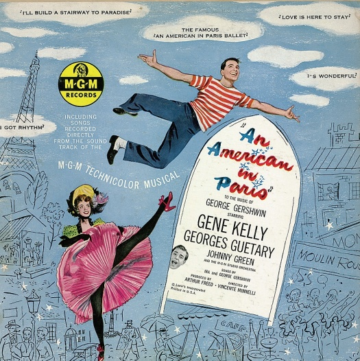 johnny green an american in paris