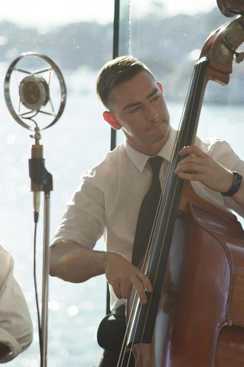 Thomas Wade double bass