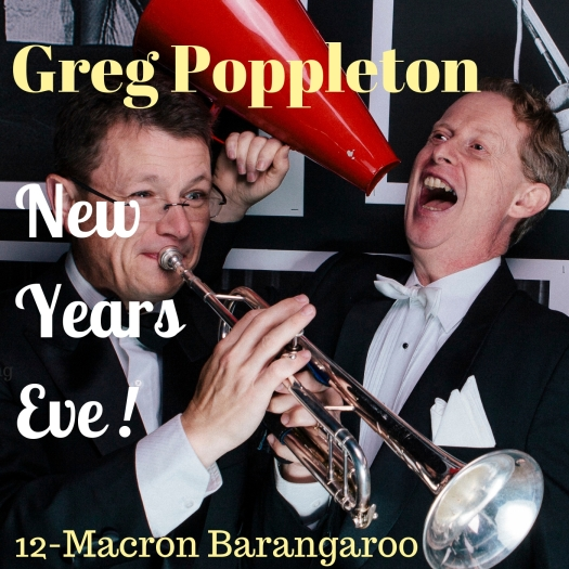 Greg Poppleton New Years Eve 1920s party
