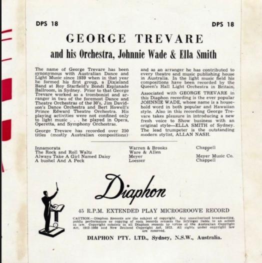 George trevare