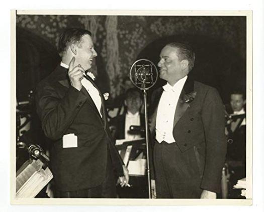 Vincent Lopez old Greg Poppleton microphone