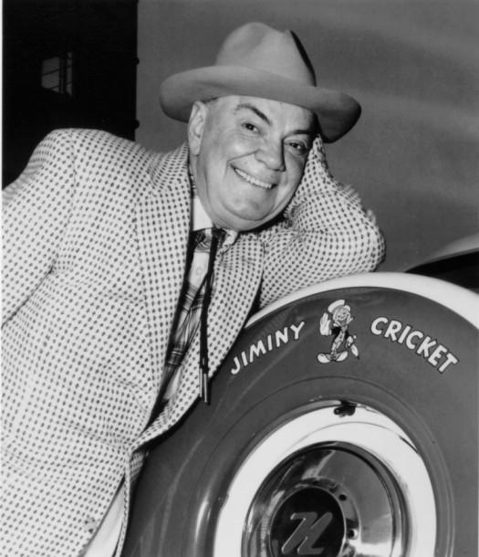 Cliff Edwards Jiminy Cricket