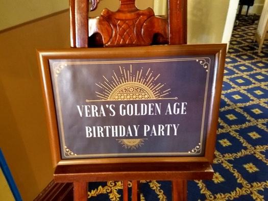 Greg Poppleton band plays Vera's Birthday Party