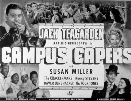 Paul Whiteman Campus Capers 1942