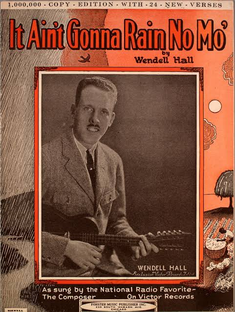 wendall hall sheet music