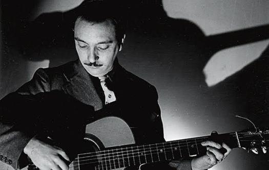 Django guitar