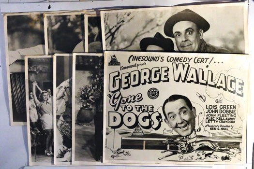 george wallace lobby cards