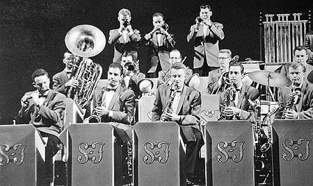 sauter-finnegan orchestra