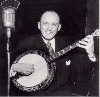 harry reser banjo