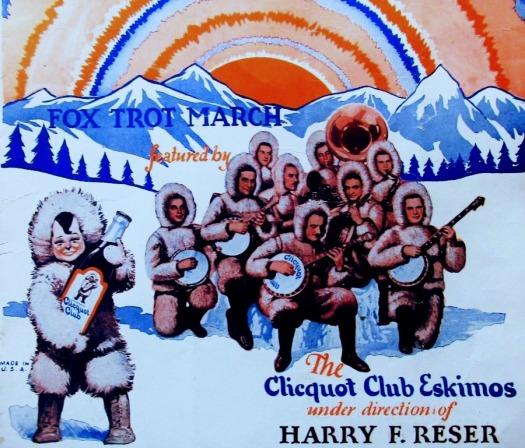 Harry Reser Clicquot Club